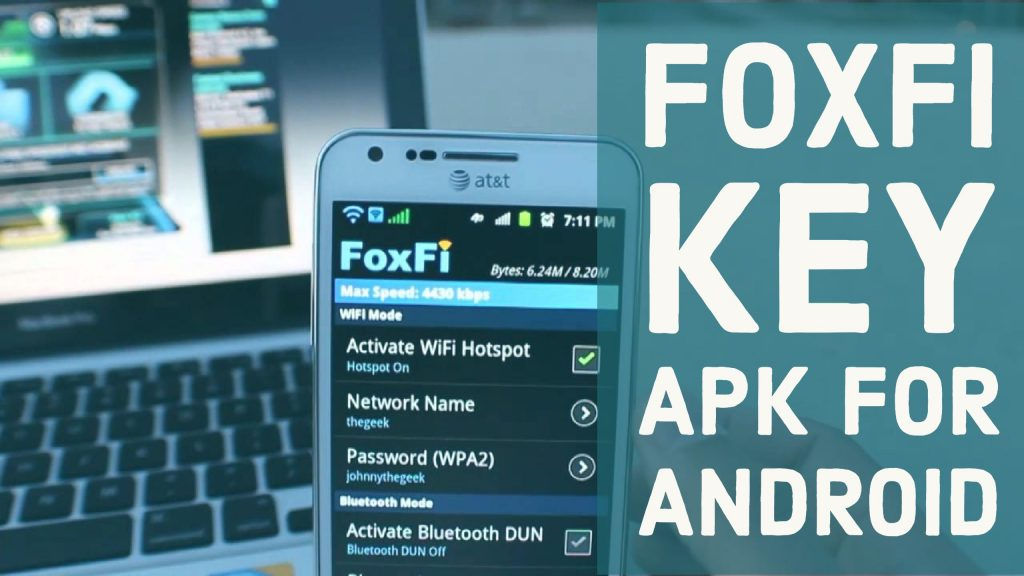 FoxFi Key Apk For Android
