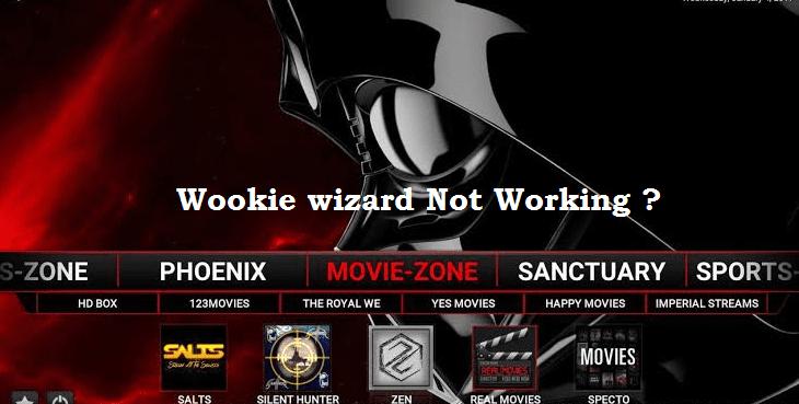 Fix wookie wizard not working