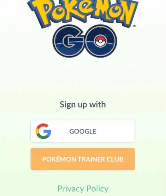 Restart Pokemon GO