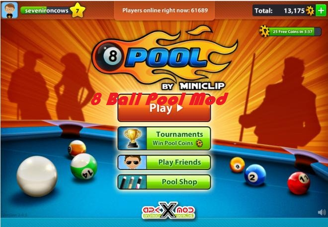 8 Ball Pool Mod for android